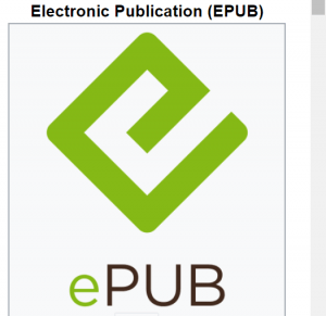 electronic publication