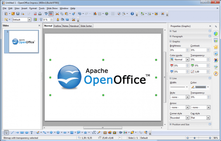 OpenOffice Apache – Download – Vs LibreOffice – Templates