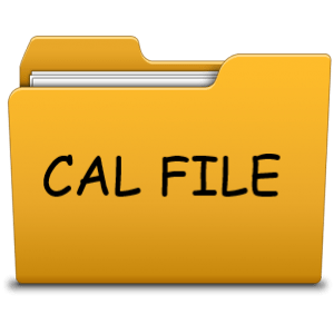 What is a Cal file and how to open it – .Cal Extension Format